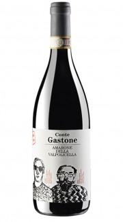 """""""Conte Gastone"""" Amarone della Valpolicella Massimago 2016 Magnum con Confezione"""