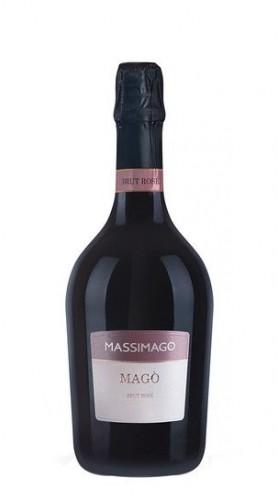 """""""Magò"""" Spumante Rosé Brut IGT Massimago 2018"""