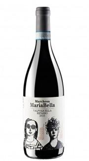 """""""Marchesa MariaBella"""" Valpolicella Ripasso DOC Massimago Magnum 2017 con Confezione"""