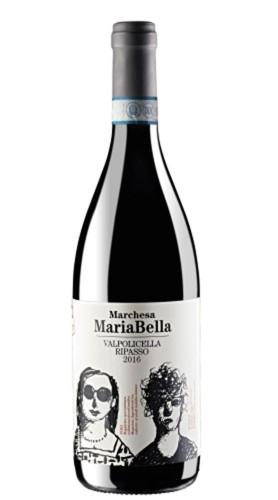 """Modifica: """"Marchesa MariaBella"""" Valpolicella Ripasso DOC Massimago"""