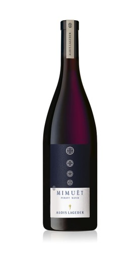"""Mimuèt"" Pinot Noir Dolomiti Rosso IGT Alois Lageder 2017"