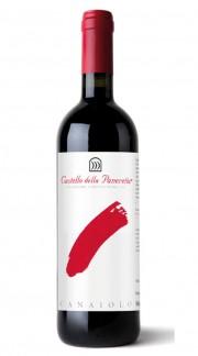 Canaiolo Toscana IGT Castello della Paneretta 2008 Magnum con Confezione