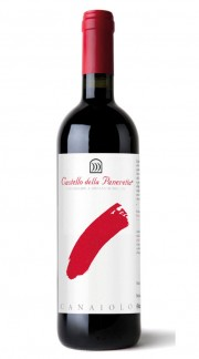 Canaiolo Toscana IGT Castello della Paneretta 2014 Magnum con Confezione