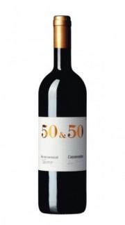 """50&50"" Vino di Toscana Rosso IGT Avignonesi 2016"