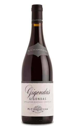 """""""Gigondas"""" Cotes du Rhone Chapoutier Michel 2019"""