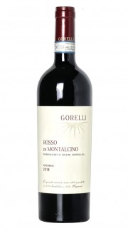 Rosso di Montalcino DOC Giuseppe Gorelli 2018