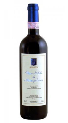 Vino Nobile di Montepulciano DOCG Massimo Romeo 2016 Magnum