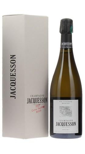 Champagne Brut Premier Cru Dizy Corne Bautray Jacquesson 2009 con confezione