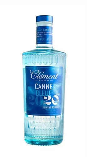 Clément Rhum RHUM BLANC AGRICOLE CANNE BLEUE 2020 50?
