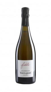 """""""Fidèle"""" Champagne Extra Brut Vouette et Sorbée"""