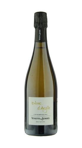 """""""Blanc d'Argile"""" Champagne Extra Brut Vouette et Sorbee"""