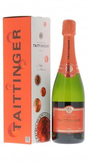 """""""Les Folies de la Marquetterie"""" Champagne Brut Taittinger con confezione"""