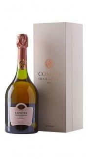 Champagne Rosé Brut Comtes de Champagne Taittinger 2007 con confezione