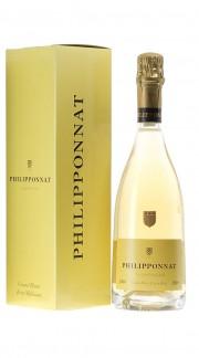 Champagne Extra Brut Grand Blanc Philipponnat 2008 con confezione
