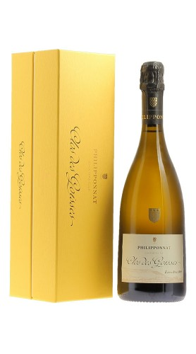 Champagne Extra Brut Clos des Goisses Philipponnat 2008 con confezione