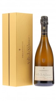 Champagne Extra Brut Clos des Goisses Philipponnat 2010 con confezione