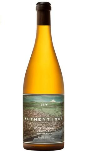 """Eola Springs Vineyard"" Authentique Wine Cellars 2016"