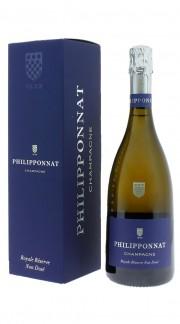 Champagne Pas Dosé Royale Réserve Philipponnat con confezione
