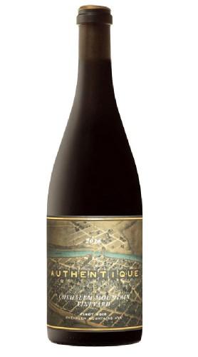 """""""Chehalem Mountain"""" Pinot Noir Authentique Wine Cellars 2016"""