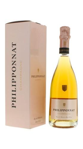 Champagne Rosé Brut Royale Réserve Philipponnat con confezione