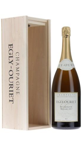 Champagne Brut Grand Cru Millesimè Egly Ouriet 2007 MAGNUM con box legno