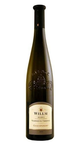 Gewürztraminer Vendanges Tardives AOC Alsace Willm 2015