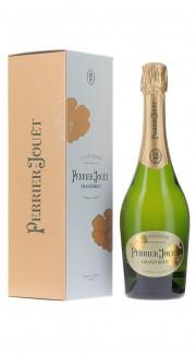 """""""Grand Brut"""" Champagne Brut Perrier-Jouet con Confezione"""