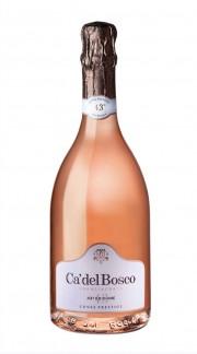 """Cuvée Prestige Rosé"" Franciacorta DOCG Extra Brut ""EDIZIONE 43"" Ca' del Bosco"