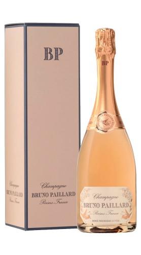 Champagne Extra Brut Rosé Première Cuvée Bruno Paillard con confezione