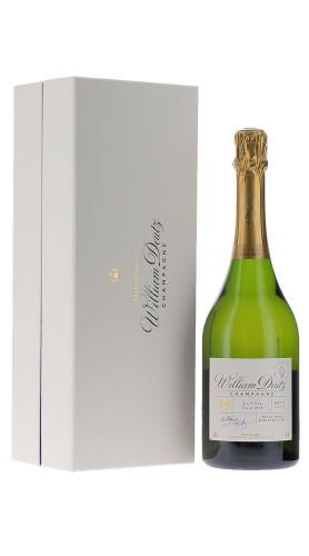 """""""La Cote Glaciere"""" Champagne Brut Hommage William Deutz 2012 con confezione"""