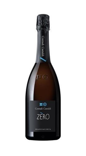 """""""Zero"""" Franciacorta Pas Dosé DOCG Contadi Castaldi 2016"""