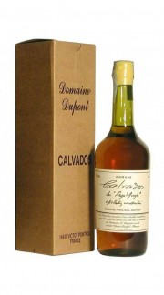 """""""40 ans"""" Calvados Non Réduit Domaine Dupont con Confezione 70 cl"""
