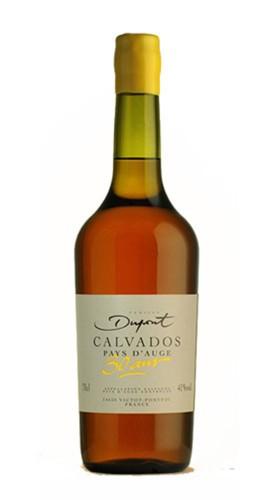 """""""40 ans"""" Calvados Pays d'Auge Domaine Dupont con Confezione 70 cl"""