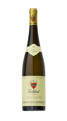 """""""Goldert"""" Alsace AOC Zind Humbrecht 2018"""