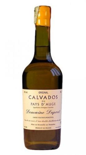 "Calvados ""Original"" Domaine Dupont 2 anni 70 cl Con confezione"