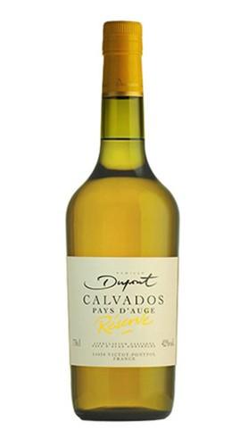 """Calvados """"Réserve"""" Domaine Dupont 3 Anni Con Confezione"""