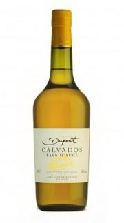 """Calvados """"Vieille Réserve"""" Domaine Dupont 70 cl con Confezione"""
