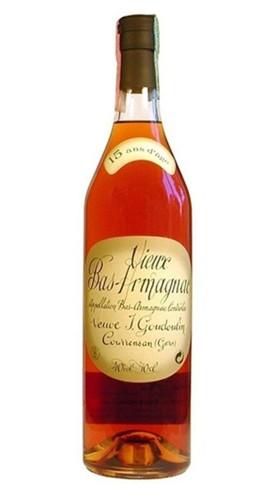 Bas - Armagnac Veuve Goudoulin 15 Anni con Confezione