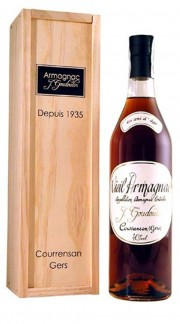 Bas - Armagnac Veuve Goudoulin 70 Anni con Confezione