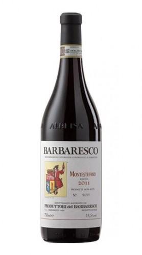 """""""Montestefano"""" Barbaresco DOCG Riserva Produttori del Barbaresco 2016"""