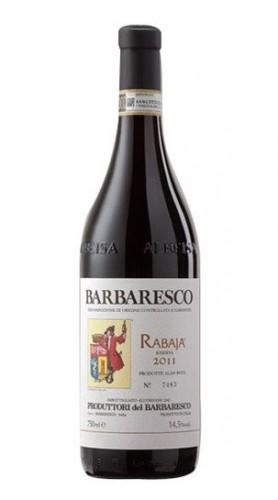 """""""Rabajà"""" Barbaresco DOCG Riserva Produttori del Barbaresco 2016"""