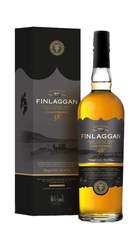 "Islay Single Malt Scotch Whisky ""Finlaggan Old reserve cask strenght"" The Vintage Malt Whisky 70 Cl Astuccio"