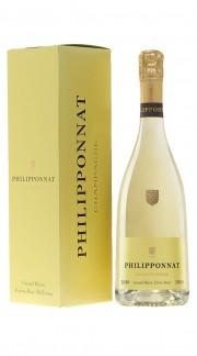 Champagne Extra Brut Grand Blanc Philipponnat 2010 con confezione