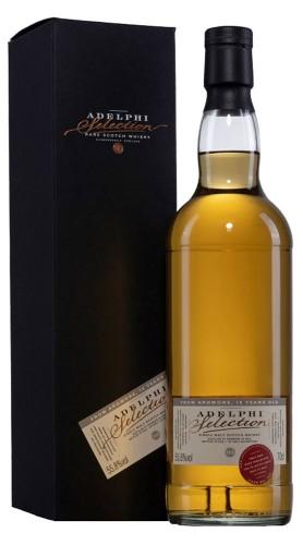 """Whisky """"Ardmore"""" Adelphi Distillery 18 anni 2002 70 cl con Confezione"""