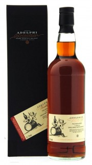 """Whisky """"Breath of the Highlands"""" Adelphi Distillery 12 anni 2007 70 cl con Confezione"""