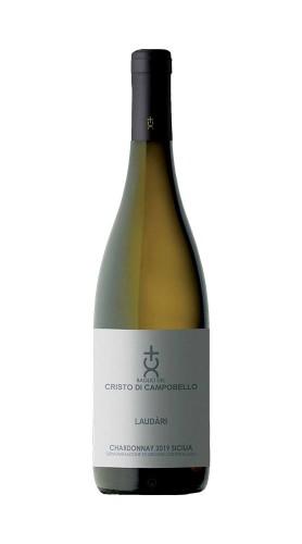 """""""Laudàri"""" Chardonnay Sicilia DOC Baglio del Cristo di Campobello 2019"""