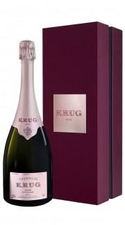 Champagne Rosè 24° Ediz Brut Krug con confezione