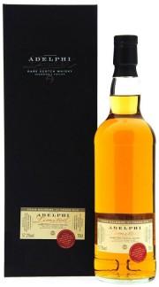 """Whisky """"Dalmore"""" Adelphi Distillery 21 anni 1998 70 cl con Confezione"""