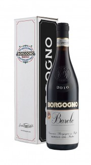 Barolo DOCG Borgogno 2016 con confezione