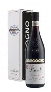 Barolo DOCG Cannubi Borgogno 2015 con confezione